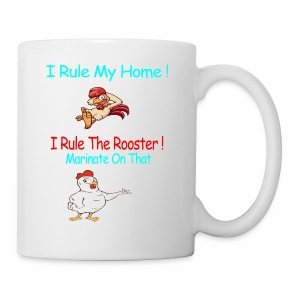 I Rule - Coffee/Tea Mug