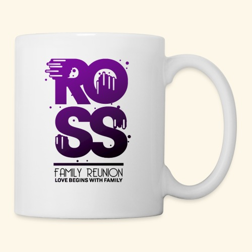 Ross Family Reunion - Coffee/Tea Mug