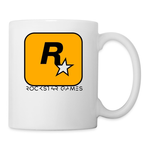 Custom Rockstar Logo - Coffee/Tea Mug