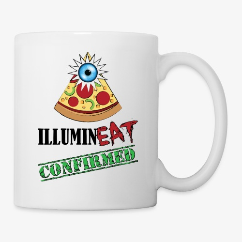 Illuminati / IlluminEAT CONFIRMED! - Coffee/Tea Mug