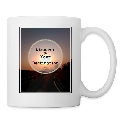 Discover you Destination. - Coffee/Tea Mug