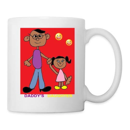 Dad's daughter - Coffee/Tea Mug