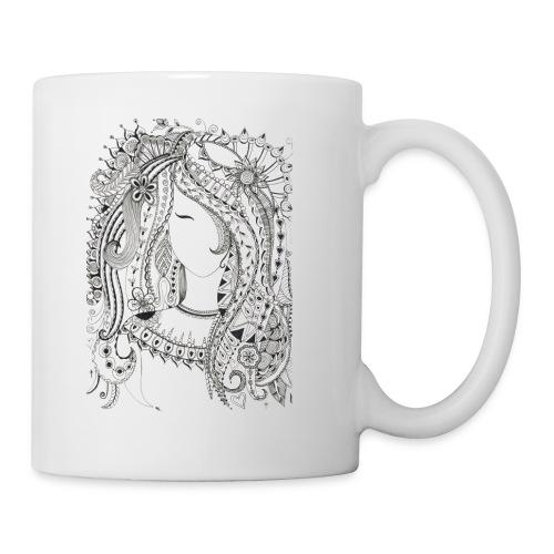 Girl - Coffee/Tea Mug