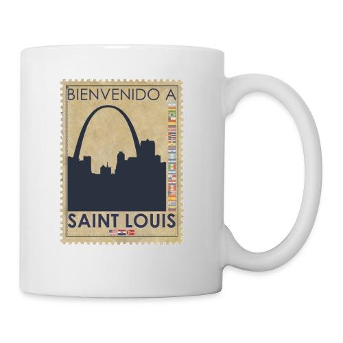 Bienvenido A Saint Louis - Coffee/Tea Mug