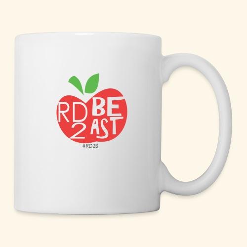 RD2BEAST apple - Coffee/Tea Mug