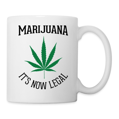marijuana fan t-shirt - Coffee/Tea Mug