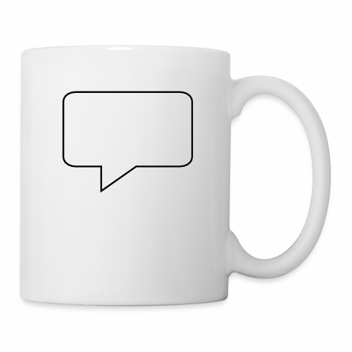 connect - Coffee/Tea Mug
