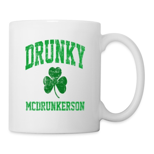 irish shirt - Coffee/Tea Mug