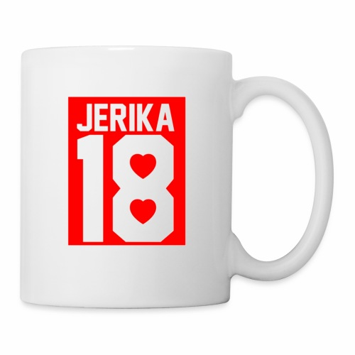 Jerika MErch - Coffee/Tea Mug