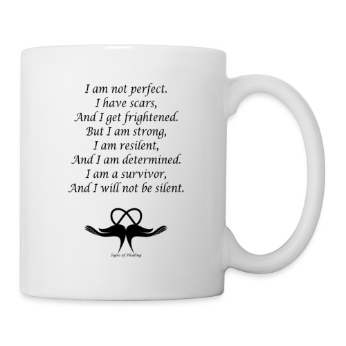 I Am a Survivor - Coffee/Tea Mug