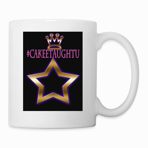 CakeeTaughtU - Coffee/Tea Mug