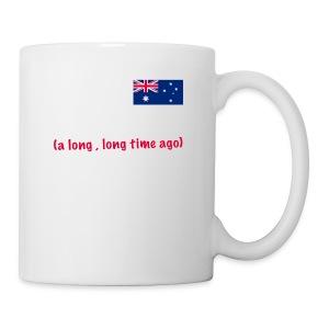 Made in Australia a long long time ago - Coffee/Tea Mug