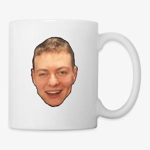 Kyle's Face on White - Coffee/Tea Mug