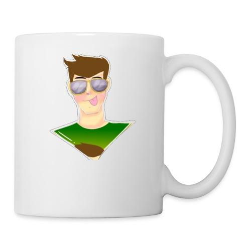 RG GAMER MERCH V.1 - Coffee/Tea Mug