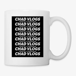 chad vlogs link design - Coffee/Tea Mug