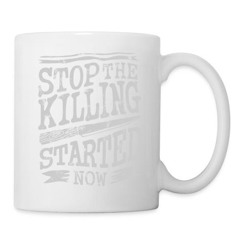 Stop the killing started now - Coffee/Tea Mug