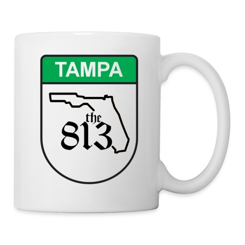 Tampa Toll - Coffee/Tea Mug