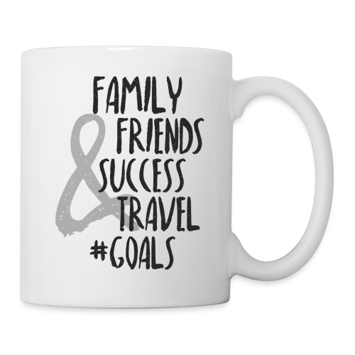 Life Goals - Coffee/Tea Mug