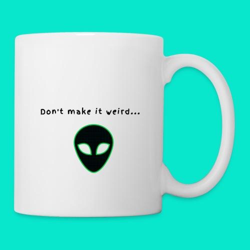 Alien Weirdo - Coffee/Tea Mug
