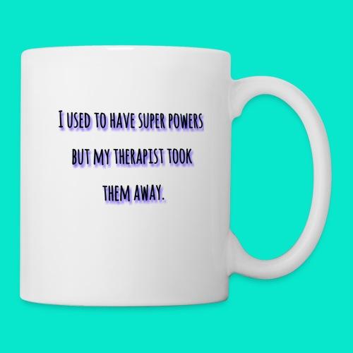 Super Powers - Coffee/Tea Mug
