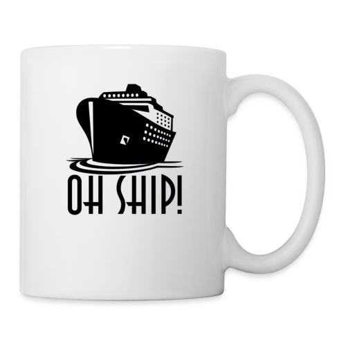 final ohship - Coffee/Tea Mug