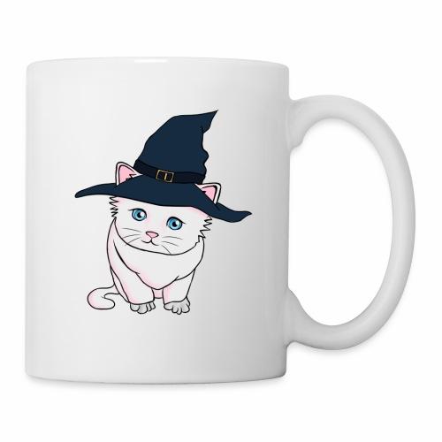Witch Cat - Coffee/Tea Mug