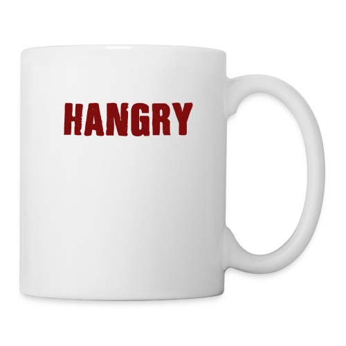 Hangry Red - Coffee/Tea Mug
