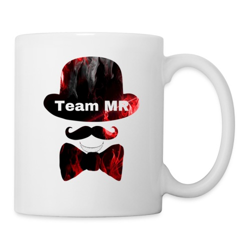 TEAM MR MERCH - Coffee/Tea Mug