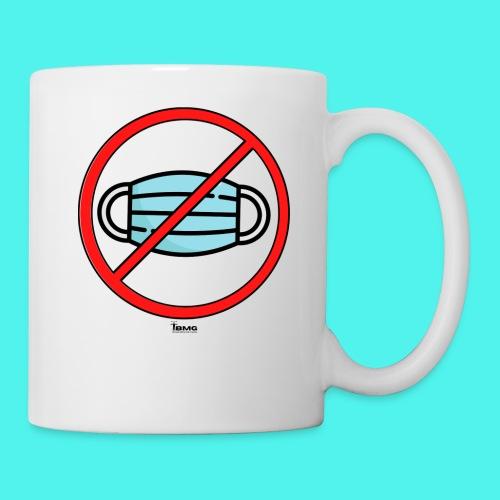 BMG- No Mask Collection - Coffee/Tea Mug