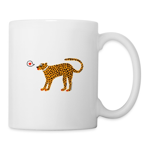 Glam Cat - Coffee/Tea Mug