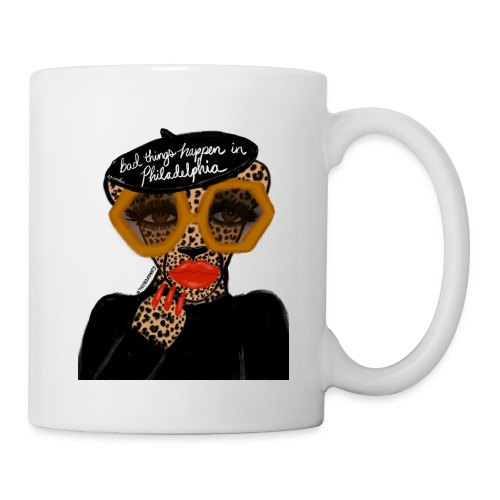 Philadelphia - Coffee/Tea Mug