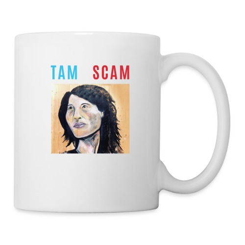 TAM SCAM - Coffee/Tea Mug