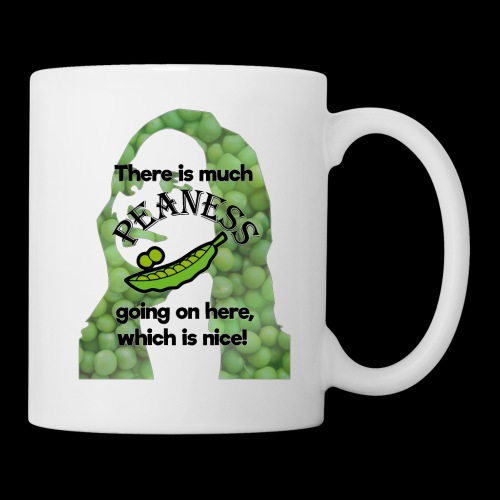 Much Peaness - Coffee/Tea Mug