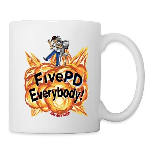It's FivePD Everybody! - Coffee/Tea Mug