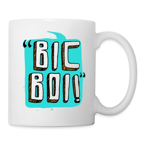 op bic boi bubble - Coffee/Tea Mug