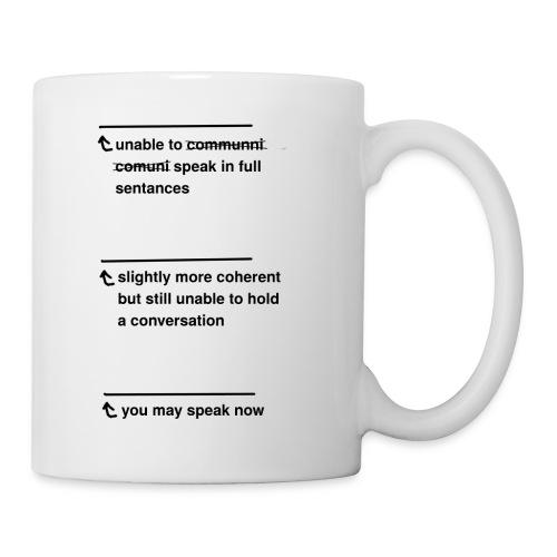 Caffeine Levels - Coffee/Tea Mug
