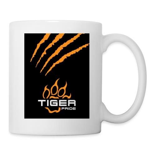 Tiger Pride iPad Case - Coffee/Tea Mug