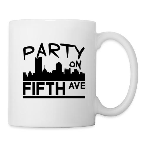 Party on Fifth Ave - Coffee/Tea Mug