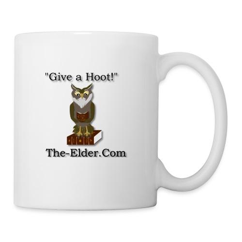 Give a Hoot - Coffee/Tea Mug