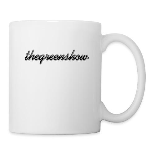 TheGreeShow Logo - Coffee/Tea Mug