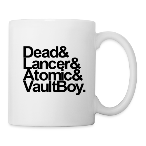 Ampersands are Dead - Coffee/Tea Mug