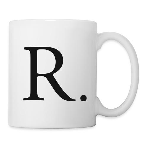 Reckoner classic (black) - Coffee/Tea Mug
