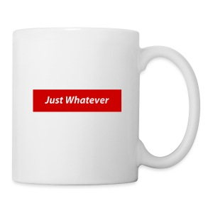 Just Whatever Mock - Coffee/Tea Mug