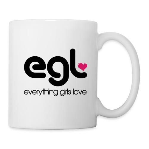 EGL SOLOwtext - Coffee/Tea Mug