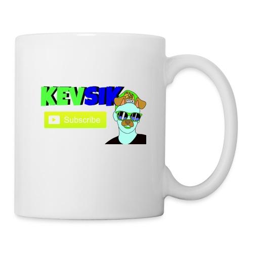 KEVSIK Hoodie - Coffee/Tea Mug