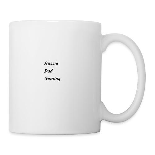 Basic AussieDadGaming - Coffee/Tea Mug