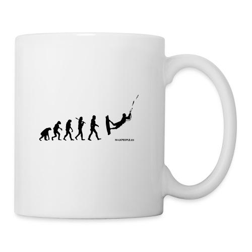 Kite surfing Evolution - Coffee/Tea Mug