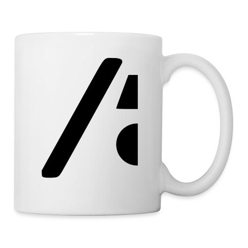 Half the logo, full on style - Coffee/Tea Mug