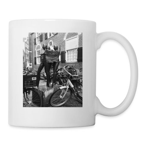 Amsterdam Sculpture - Coffee/Tea Mug