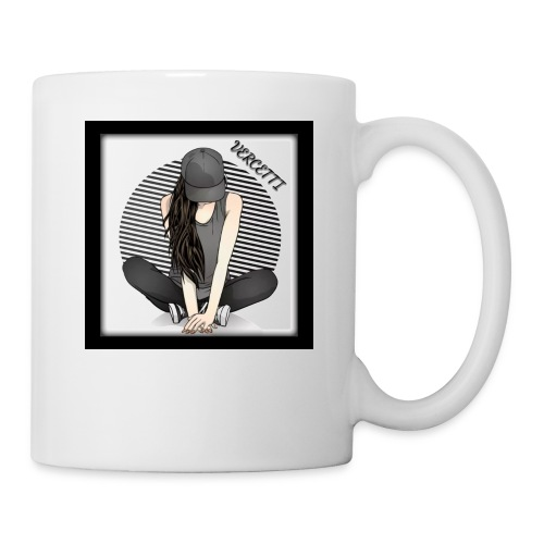 Vercetti girl logo - Coffee/Tea Mug